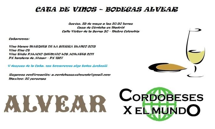 Invitacion Cata de Vinos