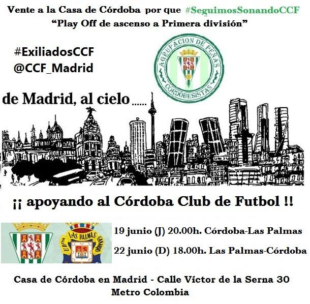 CCF vs Las Palmas
