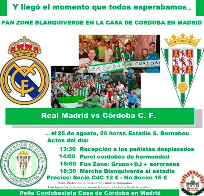 Real Madrid vs Cordoba CF