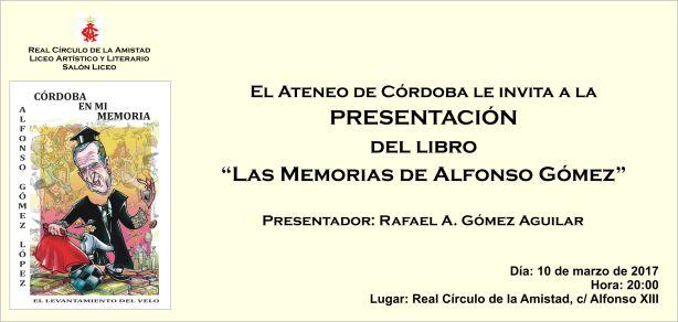 tarjeta presentación Alfonso Gómez