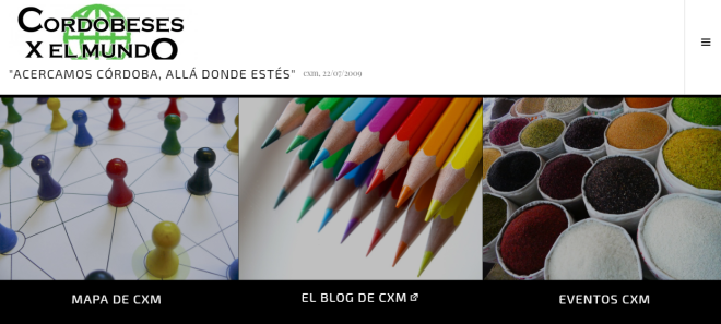 Nueva Web CXM